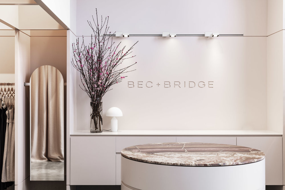 Bec + Bridge James St by George Livissianis