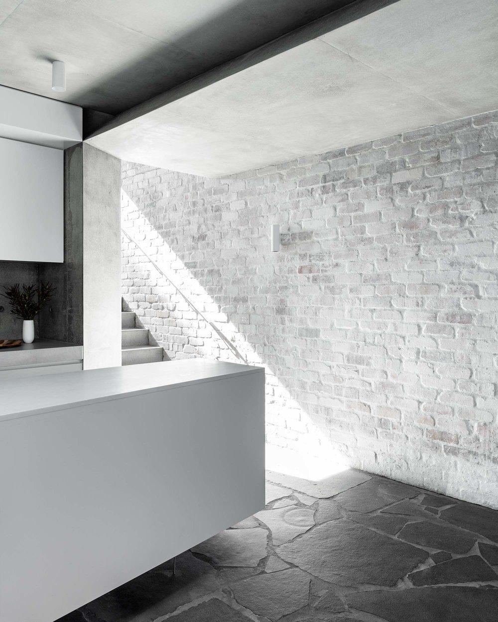 East Balmain House by Benn & Penna Architects