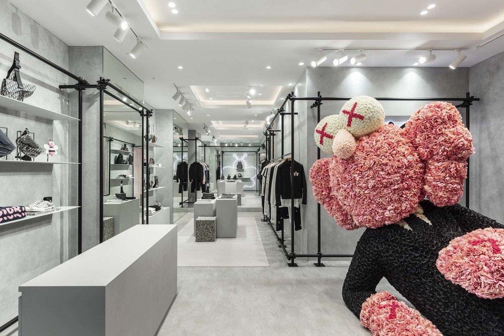 Dior Popup Store Sydney
