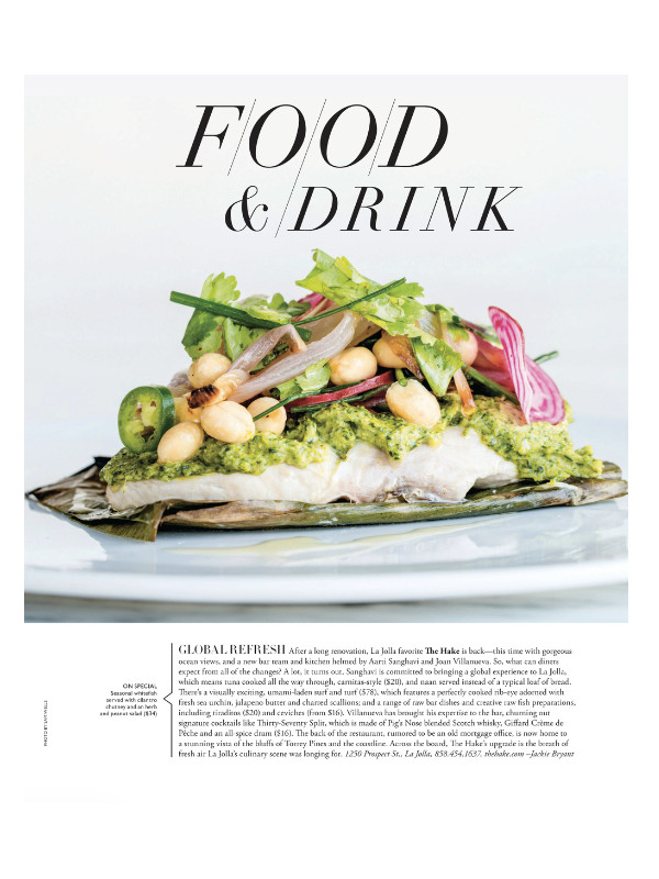 Modern Luxury San Diego Jan/Feb 2017