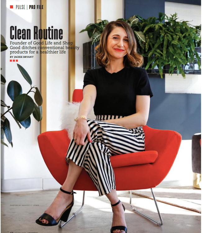 Pacific San Diego Magazine, March 2018