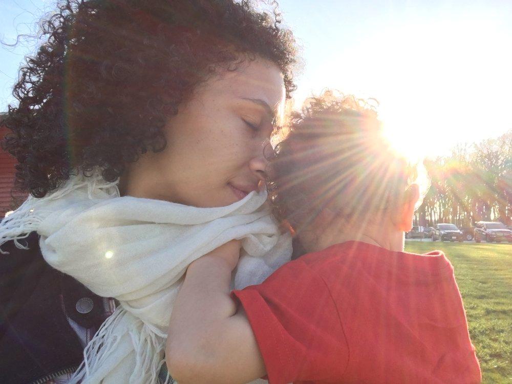 Happy Birthday, Sunshine.Love always, Mami.