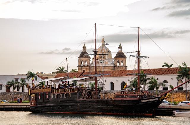 Medellín or Cartagena Colombia -
