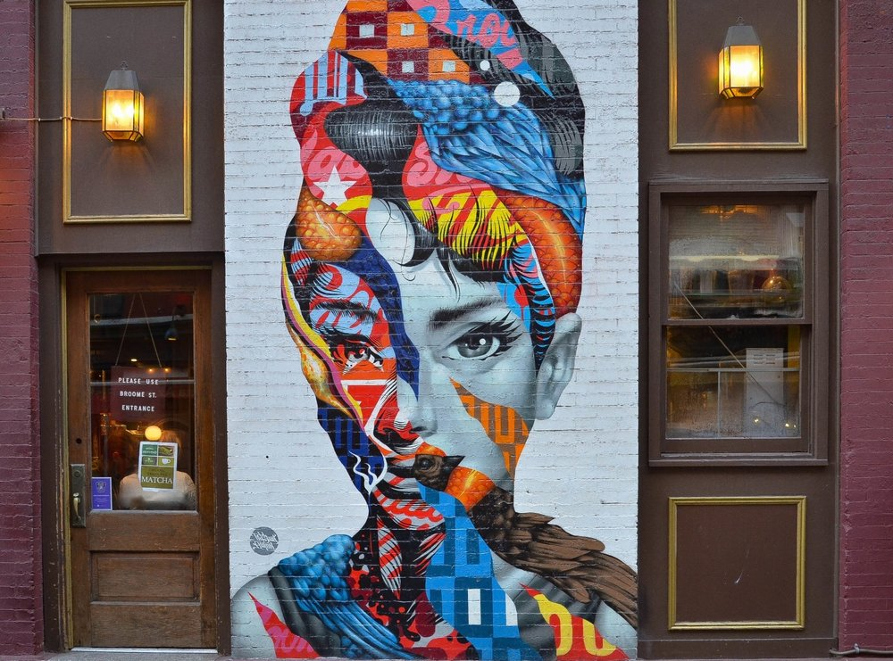 audrey on mulberry_tristan eaton