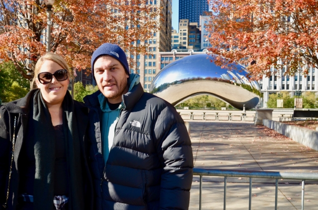 Created our own 5-day long weekend and took advantage of $150 RT flights to Chicago for a long weekend getaway to Chicago, Indianapolis, and a destination wedding in Kentucky in November 2016!