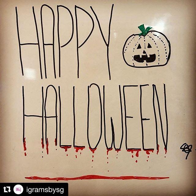 Steve (@igramsbysg) has a little message for you. Be safe boils and ghouls! 👻🎃 #halloween #happyhalloween #yeg #yegdt #yeggers #edmonton #downtownedmonton #madeinyeg #yeglocal #graphicdesign #graphics #artwork #vector #webdesign #websites #merchandising #digitaldesign #branding #wedoawesome #dreambig #yegbiz #edmontonbusiness #albertabiz #albertabusiness #smallbiz #smallbusiness #supportsmallbusiness #shallwi
