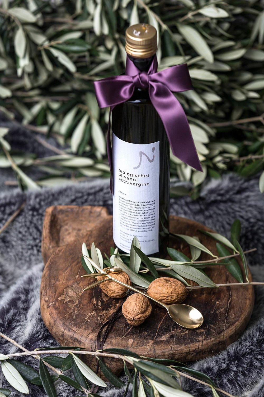 Olivenöl Still Life