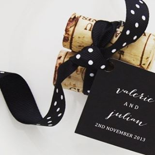 Grace Collection - online now for order @inviteemporium - #favour #inviteemporium #grace #swingtag #gifttag #thankyougift #weddingthankyou