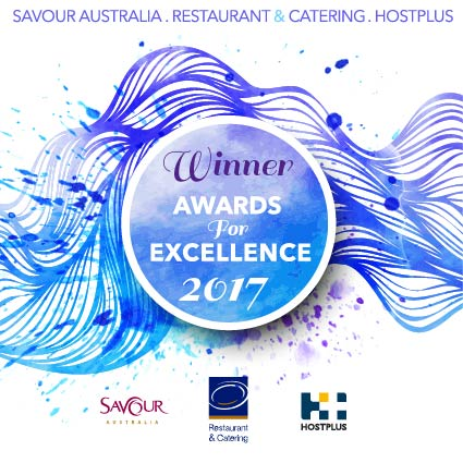WINNER AWARDS FOR EXCELLENCE 2017  Best Cafe Dining City  Thank you to all our customers.