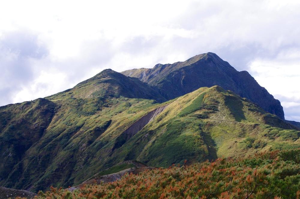 Mt. Okudainichi  Taken 9.23.2011