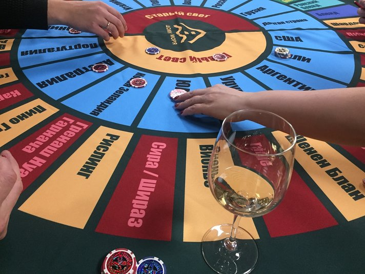 винное казино купить игровое поле