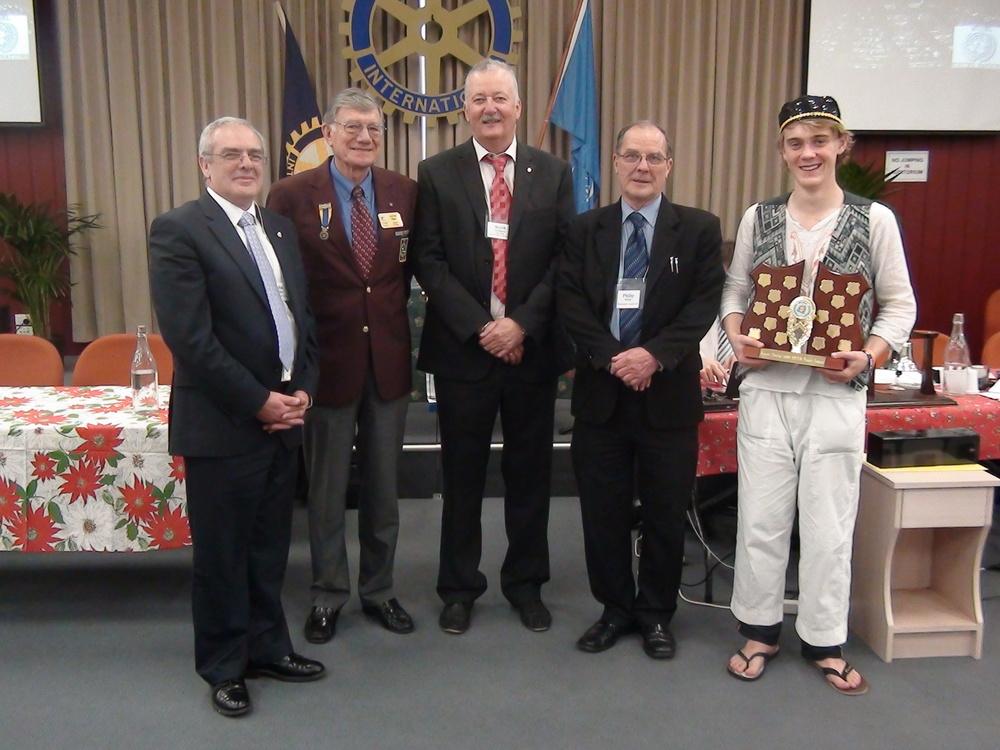 Peace Trophy