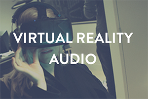 virtual reality audio