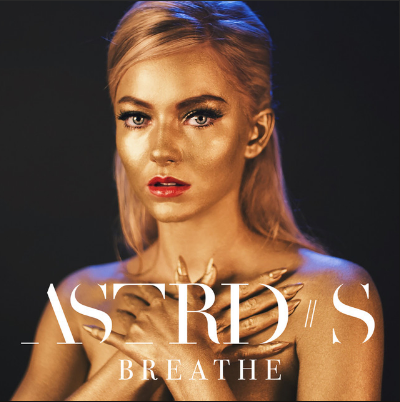 Astrid S - Breath Astrid S is a 20-year old singer/songwriter from Norway and just released her new electropop track 'Breath'. In 2016 she had big hit with a synth-pop anthem 'Hurts So Good'and a feature on Matoma's 'Running Out'single. Watch the iconic videoclip here.