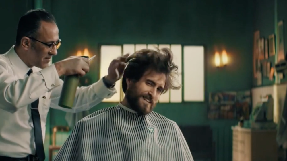 CARLSBERG'If Carlsberg Did Haircuts' -