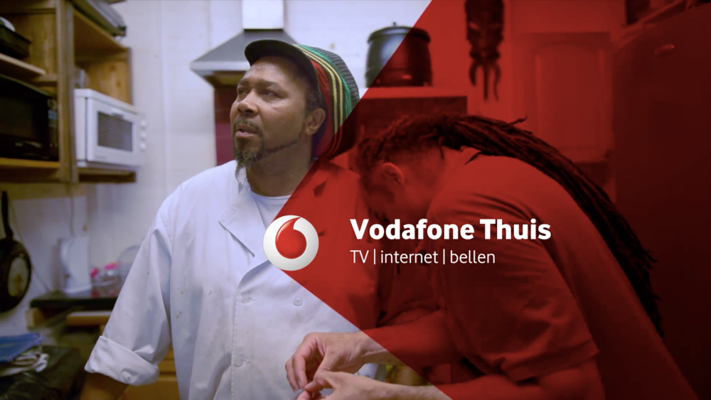 VODAFONE'Thuis' -