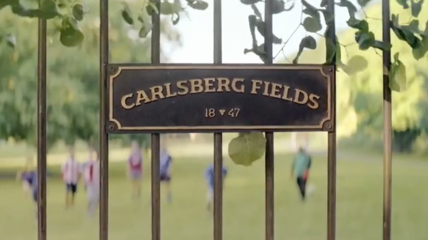 CARLSBERG'If Carlsberg Did Kickabouts' -