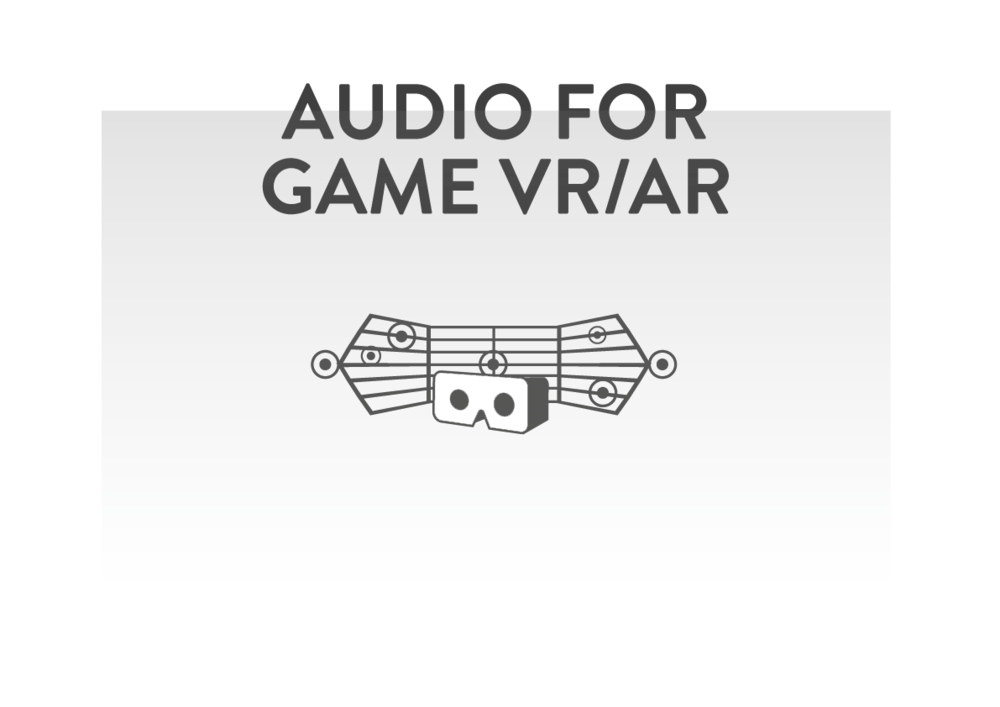 We design music and spatial audio for game based virtual-/ augmented reality.