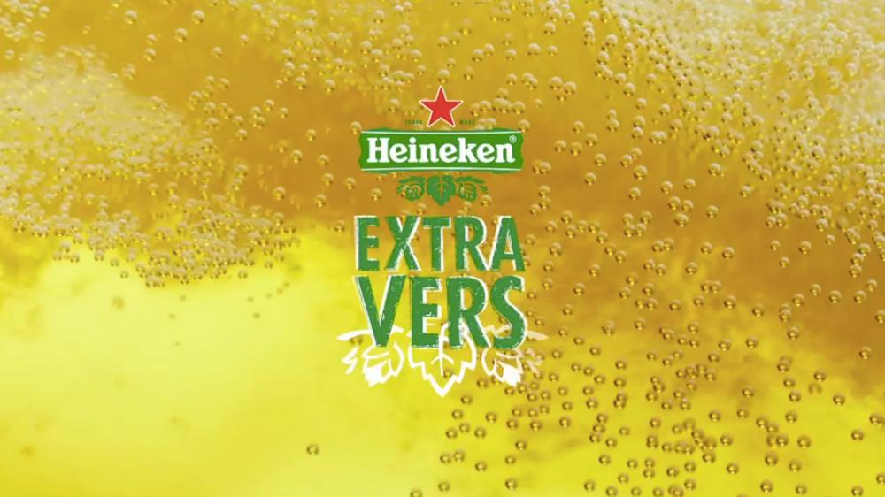 HEINEKEN'Extra Vers' -