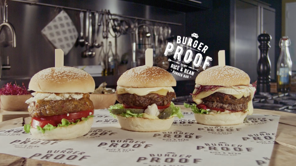 LASSIE'Burger Proof' -