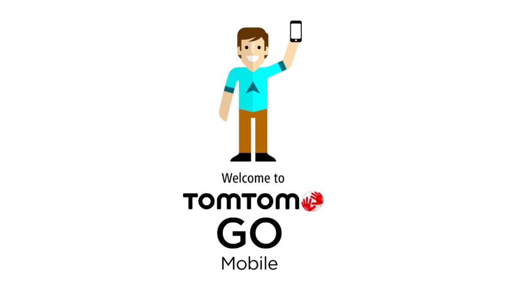 TOMTOM'Go Mobile' -