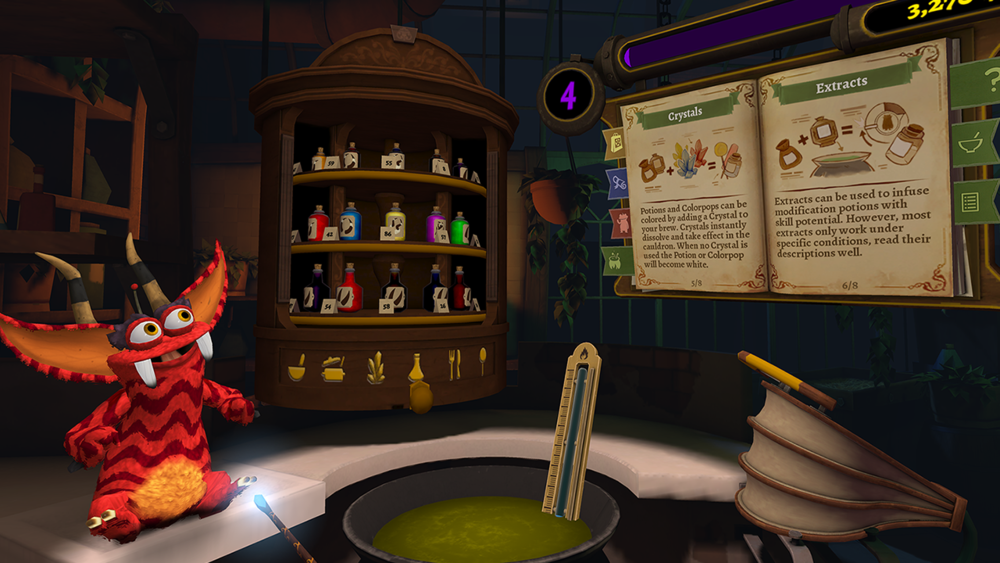 FORCE FIELD VR'Pet Lab' -
