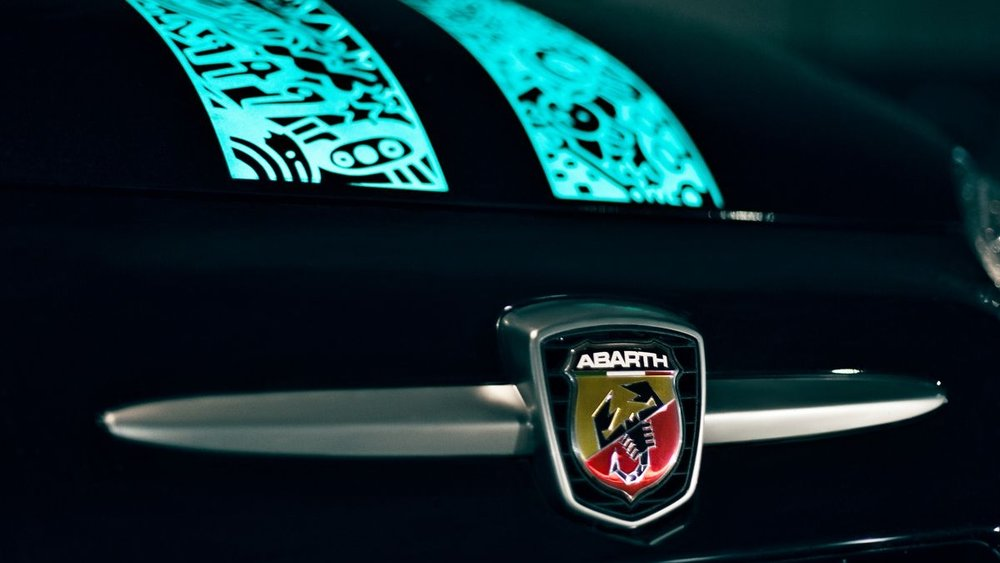 ABARTH'Scorpion Skin' -