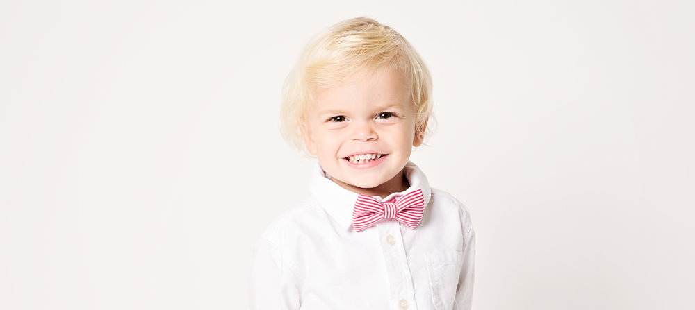 19-Red and white stripe baby boy bow tie.jpg