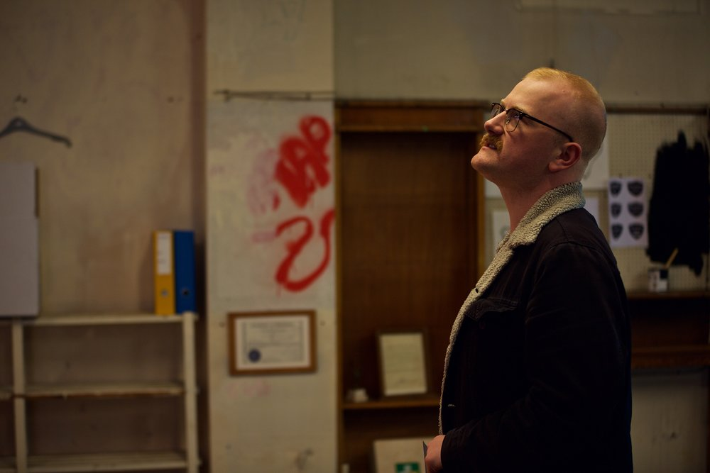 Director  Jack Carrivick