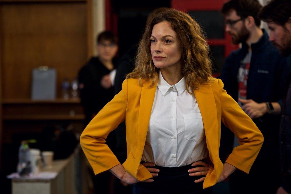 Daniella Gold played by  Charlotte Hunter
