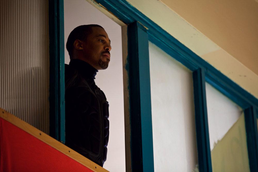 Jordan Maxwell as Theo