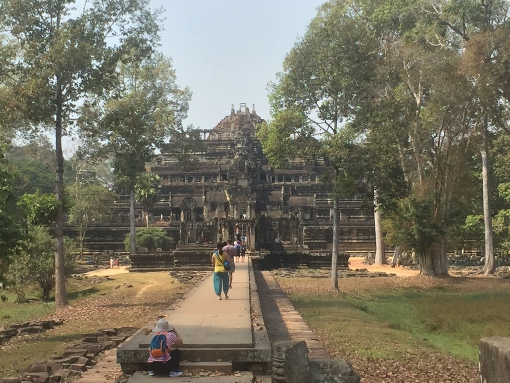 The Baphuon Temple