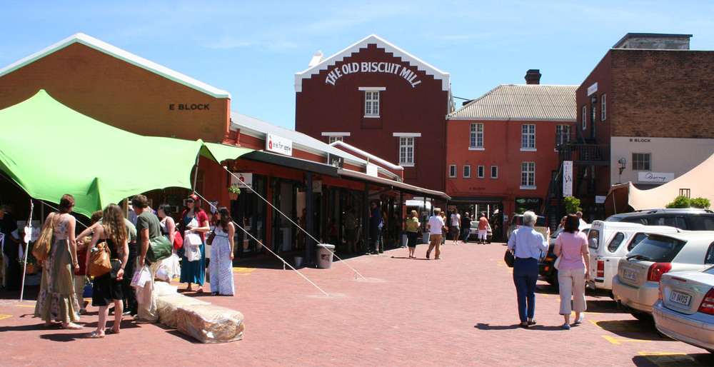 11. Pay a visit to the Neighbourgoods Market, every Saturday at the Old Biscuit Mill