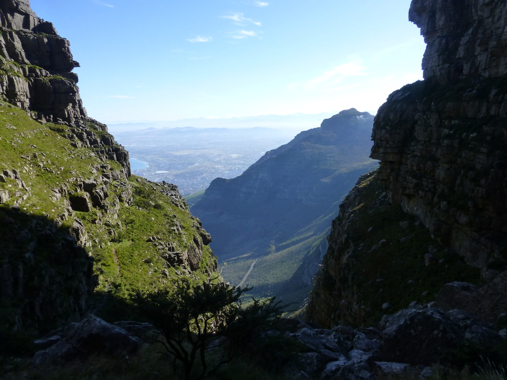 For the more adventurous types, try the Platteklip Gorge hike up Table Mountain