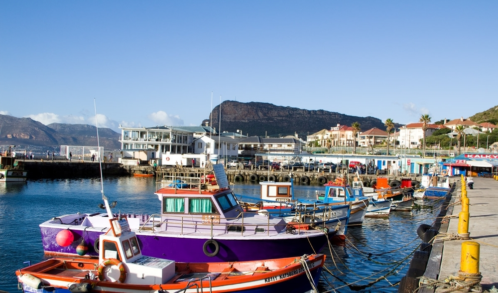19. Munch on fish and chips in Kalk Bay