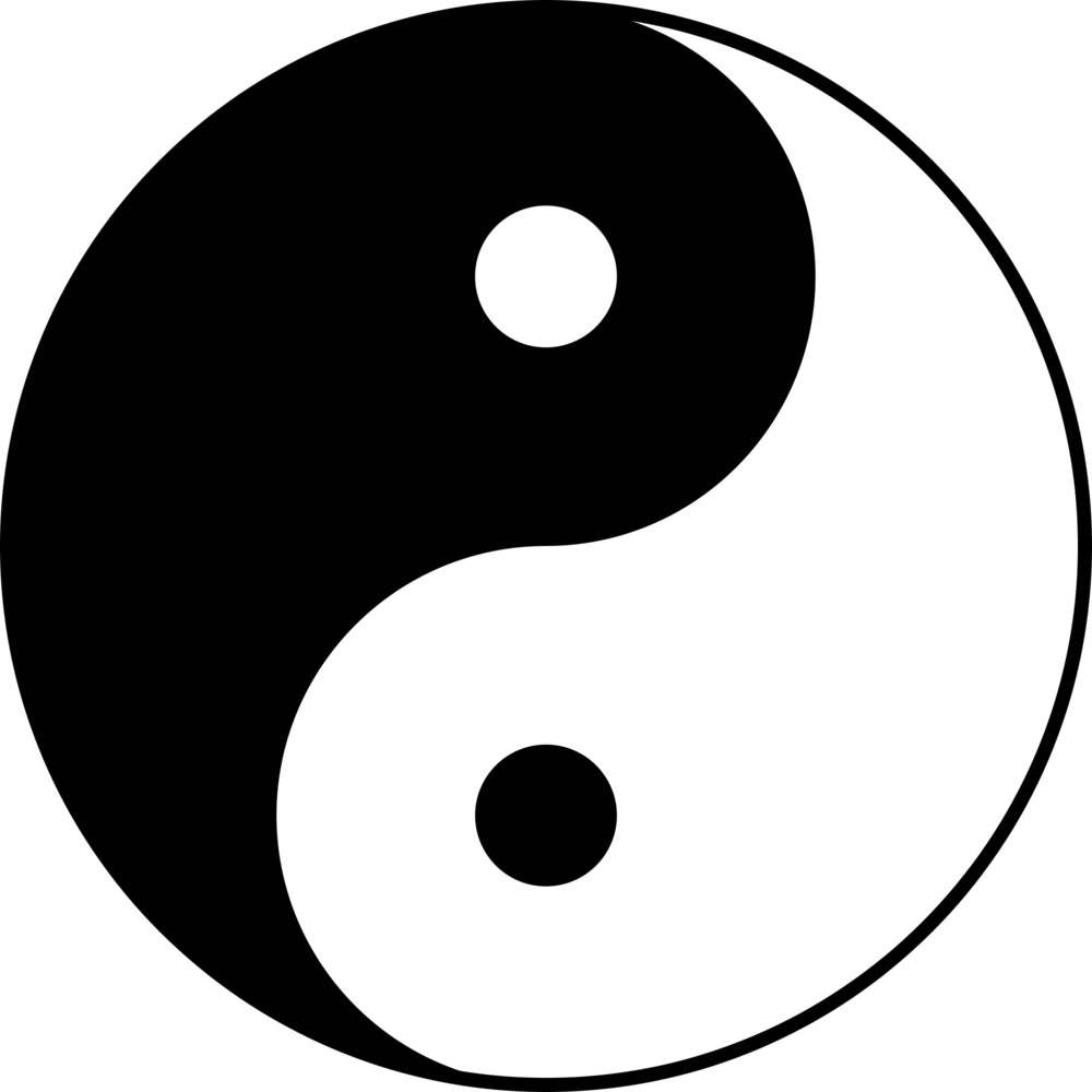 Yin qualities are associated with water, the moon, stillness, cold and darkness. Yang relates to the sun, fire, bright light and movement.