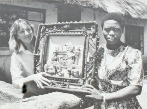 Fee Halsted and Bonnie Ntshalintshali (Source: www.thejournalist.org.za)