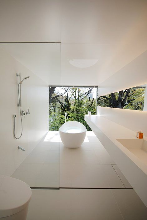 Modern Bathroom With A Twist