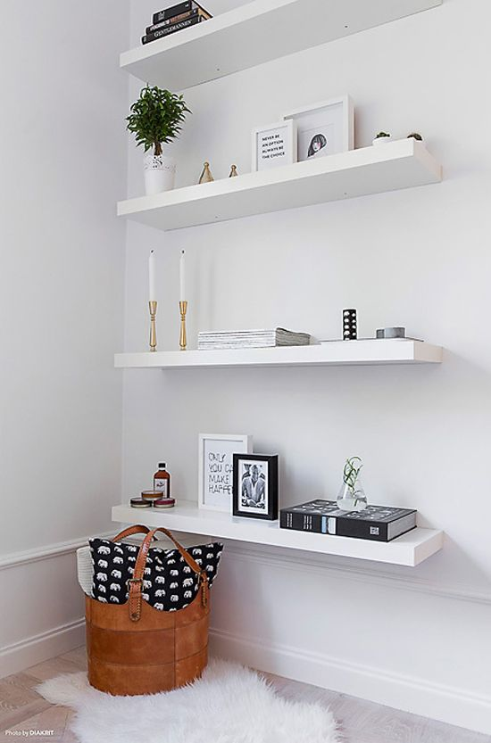 A Room By Room Guide To Floating Shelves Le Lapa Personalised Solutions