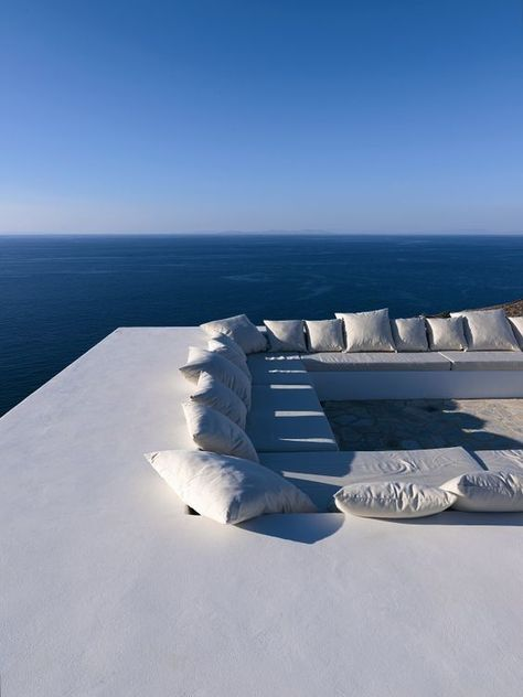 ocean view chill area