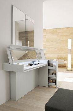 3. Super Modern & Functional With Hidden Storage