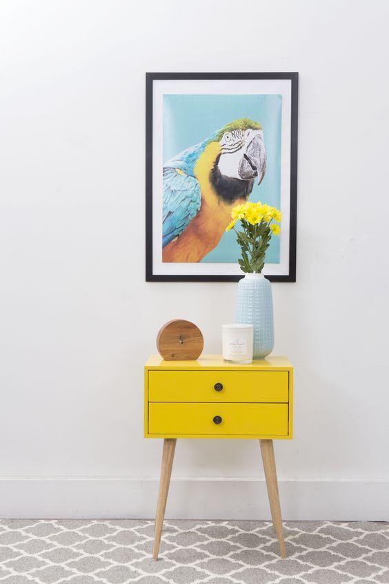 1. Primrose yellow