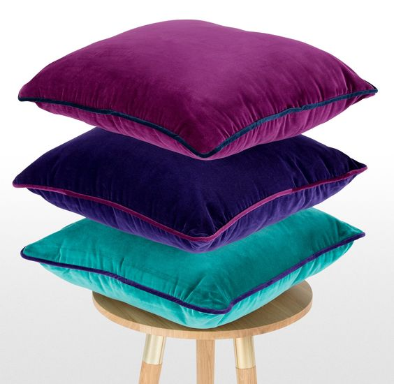 jewel cushions