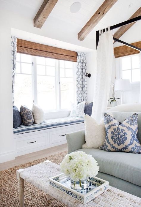 blue and white neutrals