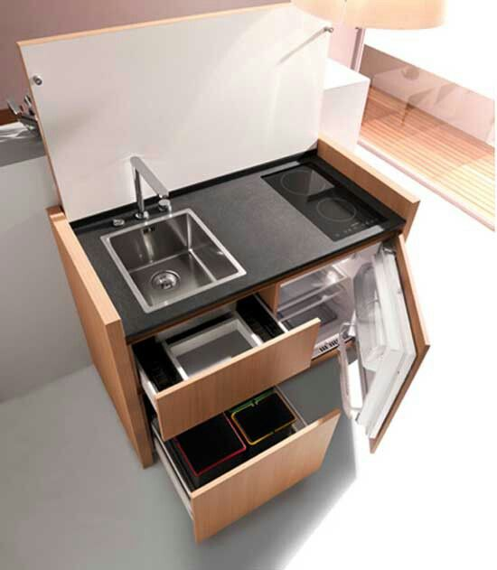 Compact Kitchen Table