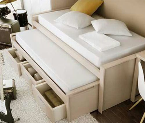 Dynamic Pull Out Beds
