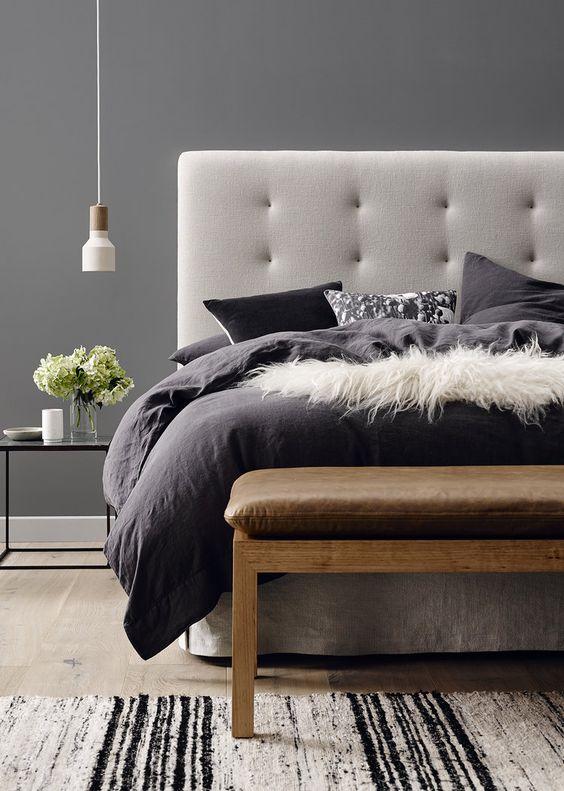 grey interior