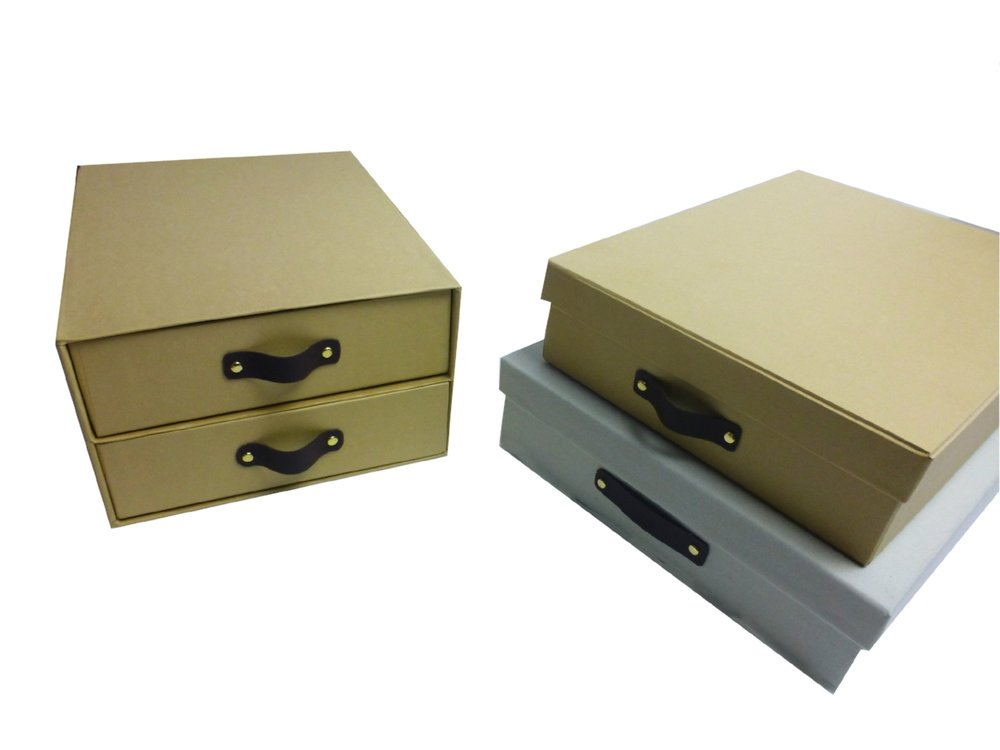 drawer and desk organisers and storage boxes