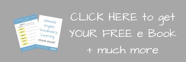 FREE EBOOK + FREE ENGLISH LESSONS