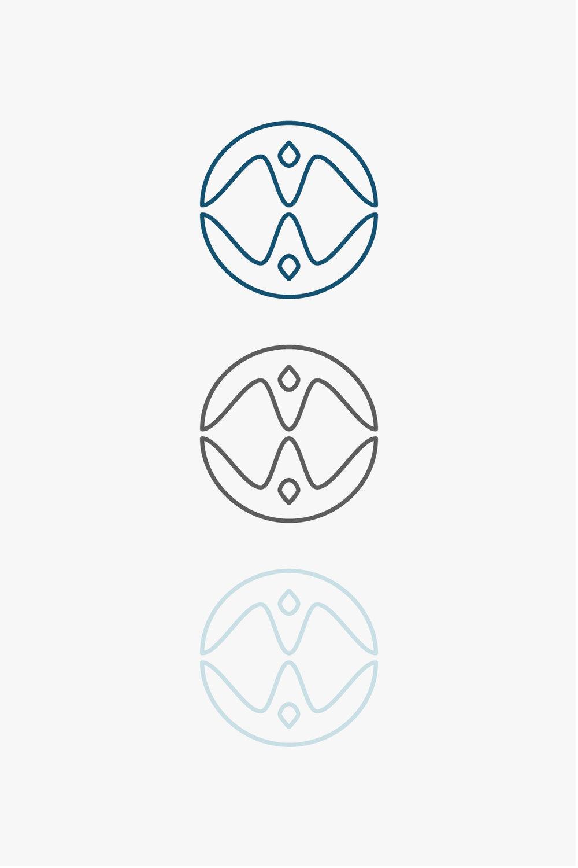 Bryce Yoga Brand Identity